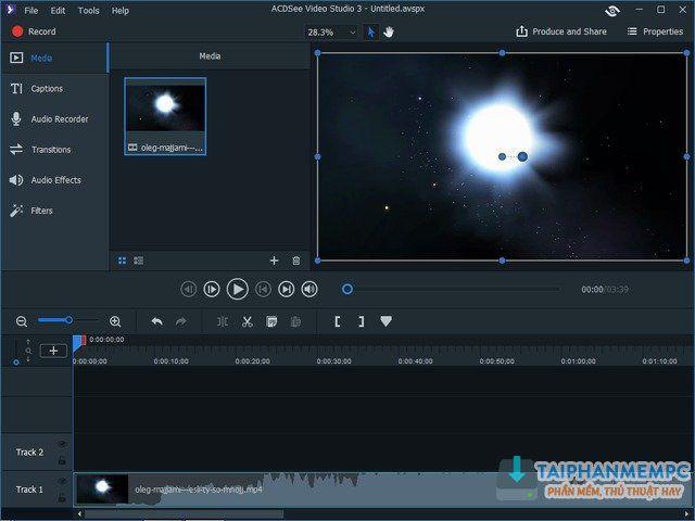 acdsee video studio 3 1