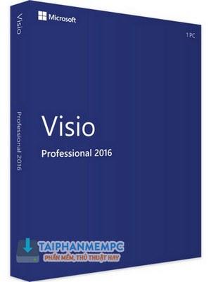 ban key visio 2016 pro gia re