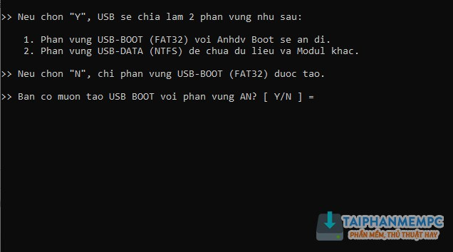 cach tao anhdv boot 2021 4