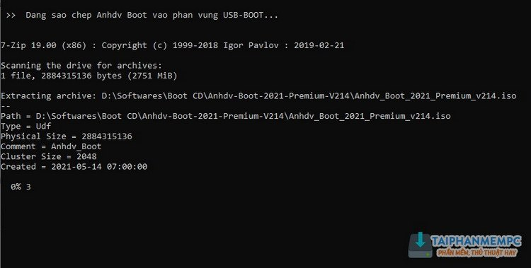 cach tao anhdv boot 2021 6