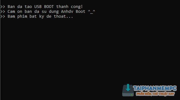 cach tao anhdv boot 2021 7