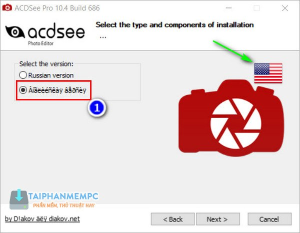 cai dat acdsee pro 1