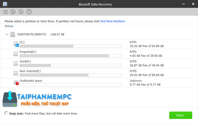 download iboysoft data recovery