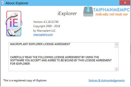 download iExplorer 2