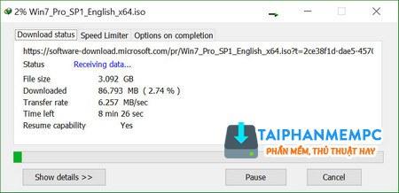 iso download tool - tu dong tim va tai tat ca phien ban windows, office 6