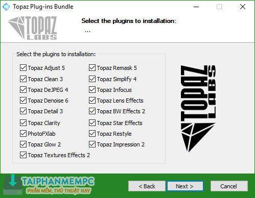 Topaz Plug-ins Bundle for Photoshop 2