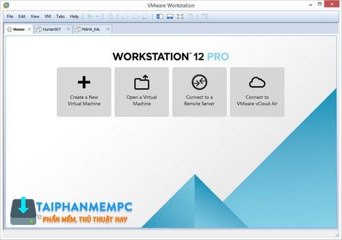 vmware workstation pro 12 1